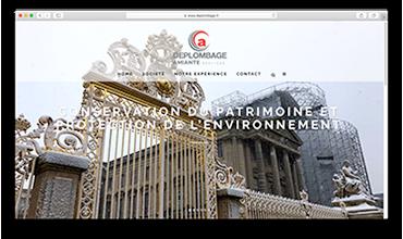 Diseño web página corporativa