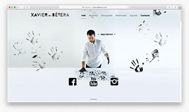 Diseño de página web corporativa